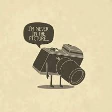 Can you relate to this image? There are so many reasons to get in front of the camera and just be yourself.