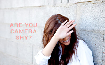 A Bit of Advice for Camera Shy Mums