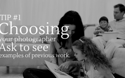 Tips for Choosing a Family Photographer {Part 1 – Can you see samples of their work?}